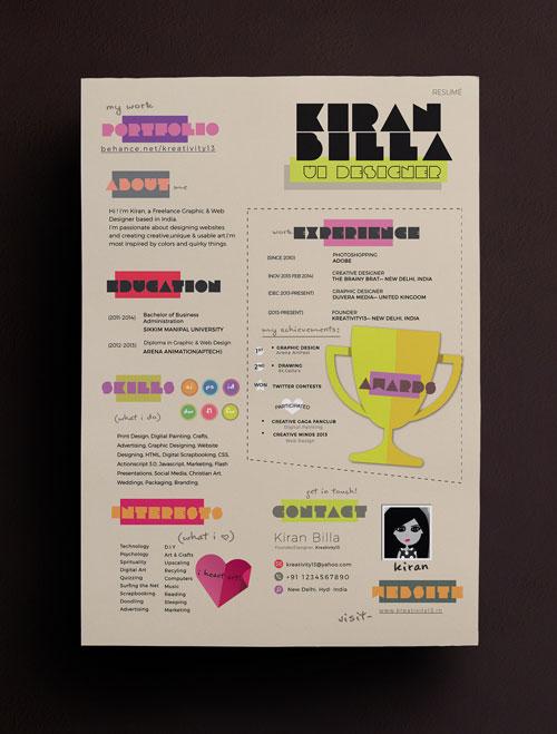 creative-designer-resume-template