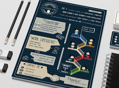 creative-resume-design-for-developers-graphic-web-designers-2