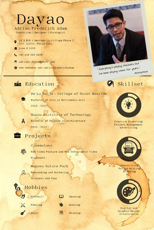 creative-resume-template-design-for-copywriter-designer-strategist