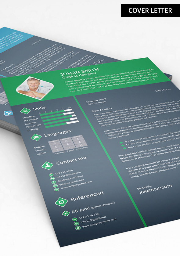free-3-color-flat-resume-template-cover-letter-for-graphic-designers-5