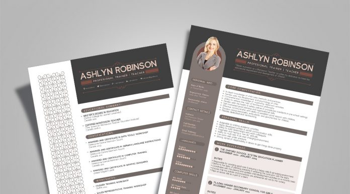 free-resume-template-for-females