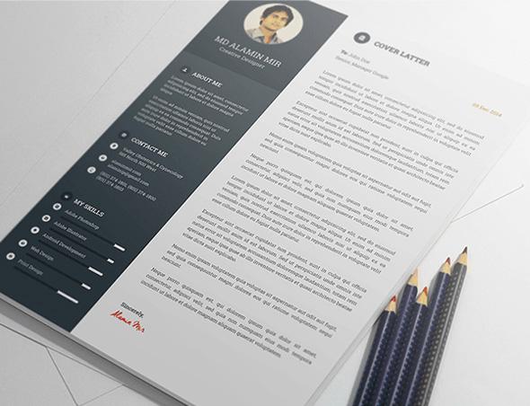 free-resume-template-with-portfilio-cover-letter-for-creative-designer-3