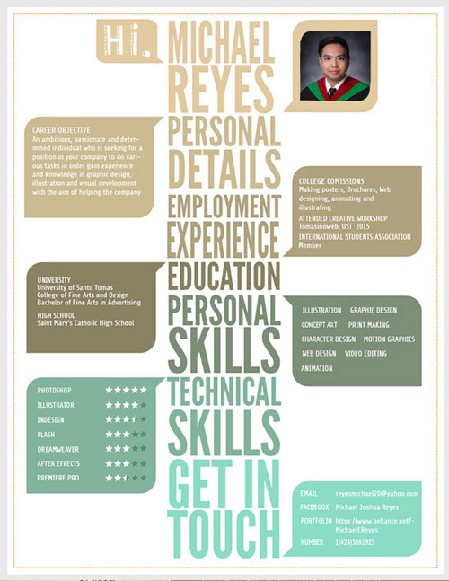 simple-creative-resume-template-design