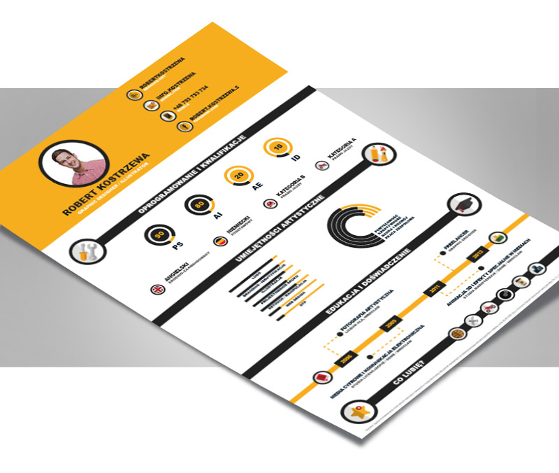 Free-Infographic-Resume-Design-Template-Ai-File-(23)