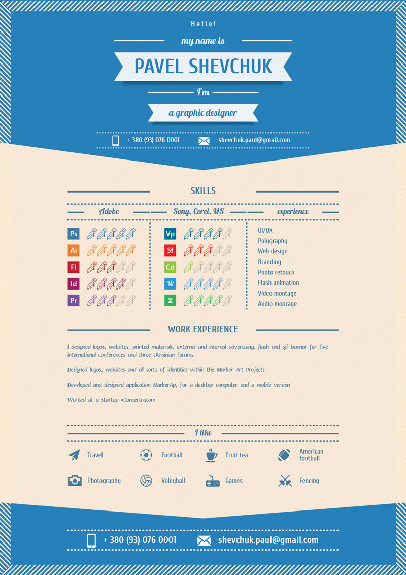 Retro-Infographic-Resume-Template-Ai-File-2