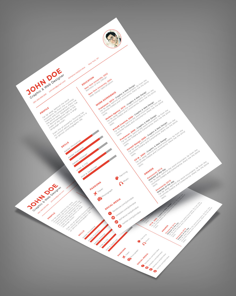 Clean-&-Minimal-Resume-(CV)-Design-Template-Ai-File-(6)