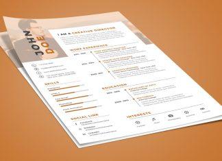 Creative-Executive-Resume-(CV)-Design-Template-PSD-File-(7)
