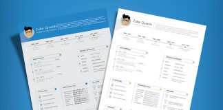 Simple-Resume-(CV)-Template-Design-For-Art-Director-&-Photographer-Free-Ai-File-(9)