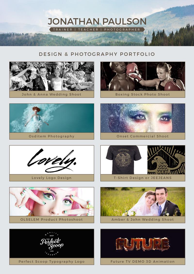 Free-Modern-Resume-CV-Portfolio-Design-Template