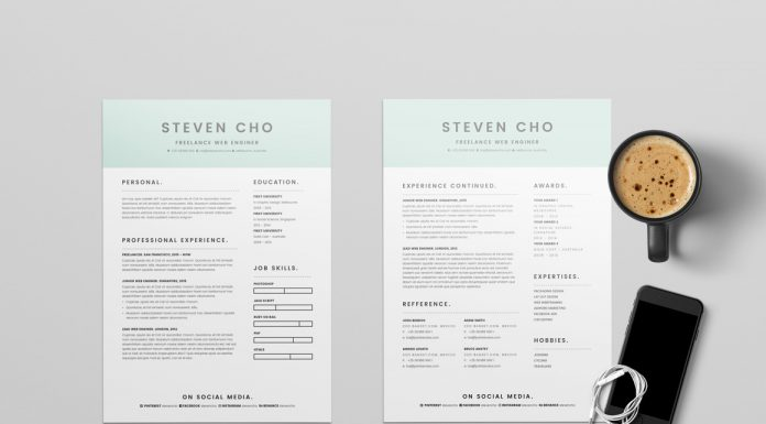 Free Resume Templates Archives - Page 2 Of 10 - Good Resume