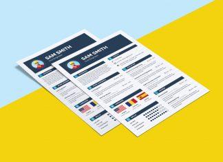 Free-Ai-Resume-CV-Cover-Letter-Porfolio-Template-for-Civil-Engineer