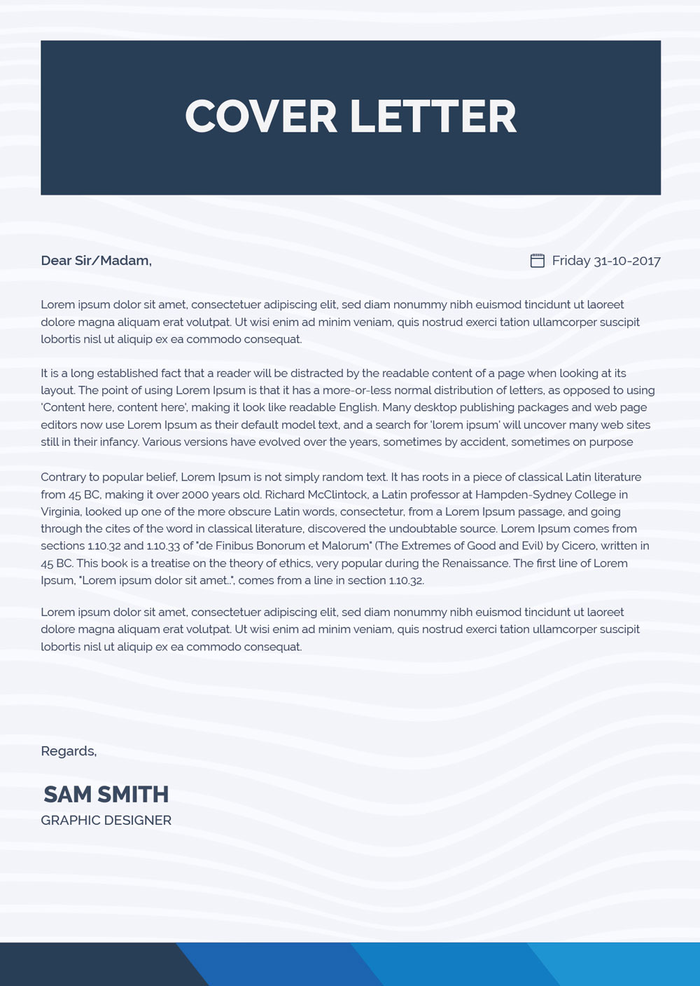 Free Ai Resume Cv Cover Letter Amp Portfolio Template For