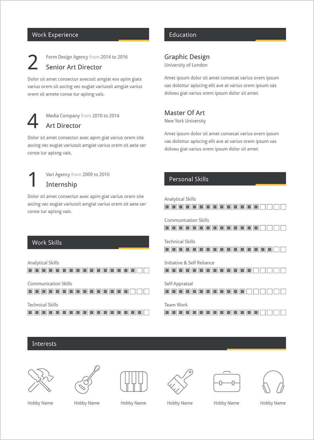 Free-Clean-Elegant-CV-Template-Ai-for-Art-Directors (4)