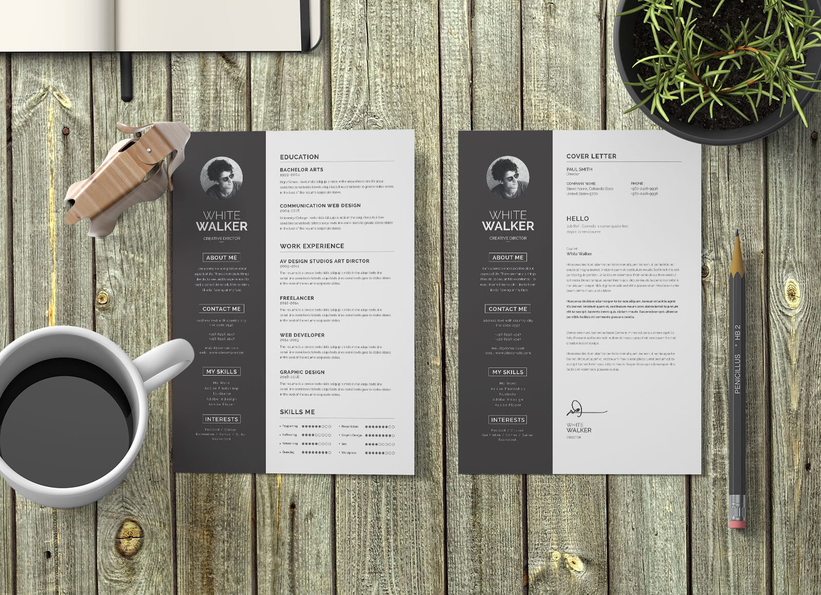 Free-Clean-Resume-Template-&-Cover-Letter-in-Word-PSD-PPTX-&-EPS- (3)