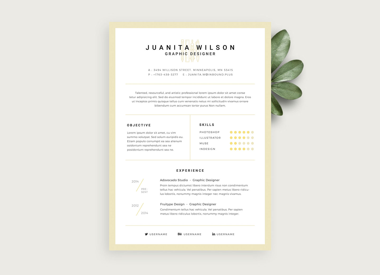 Free-Clean-Resume-Template-PSD-for-Graphic-Designer-4 (1)