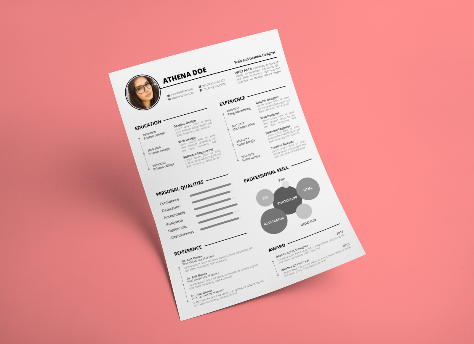 Free-Elegant-CV-Template-in-Word-PSD-&-Ai-Format-1 (1)