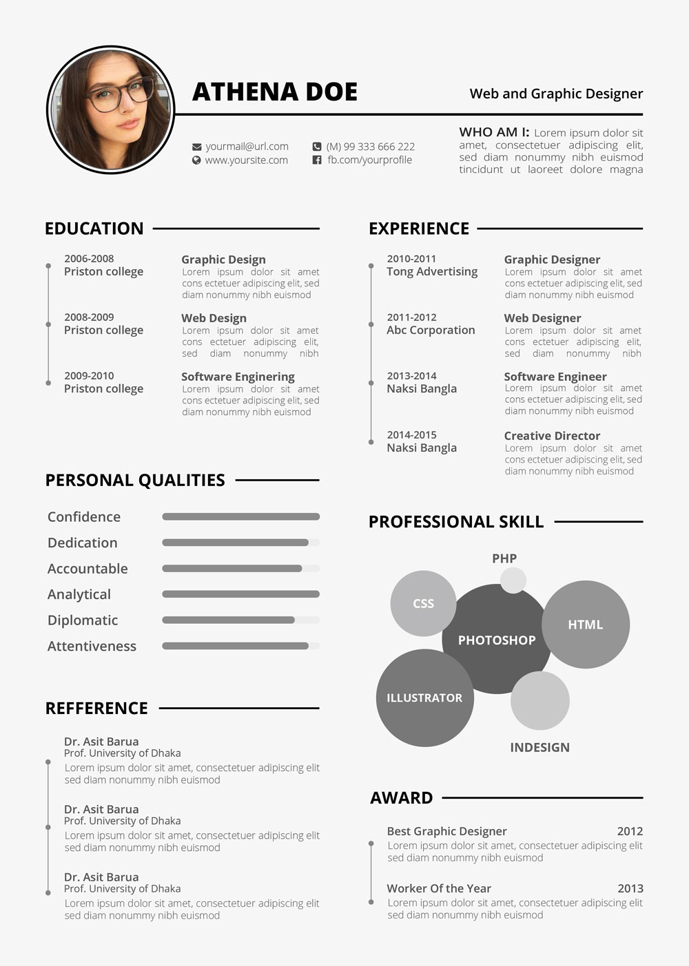 Free-Elegant-CV-Template-in-Word-PSD-&-Ai-Format-1 (3)
