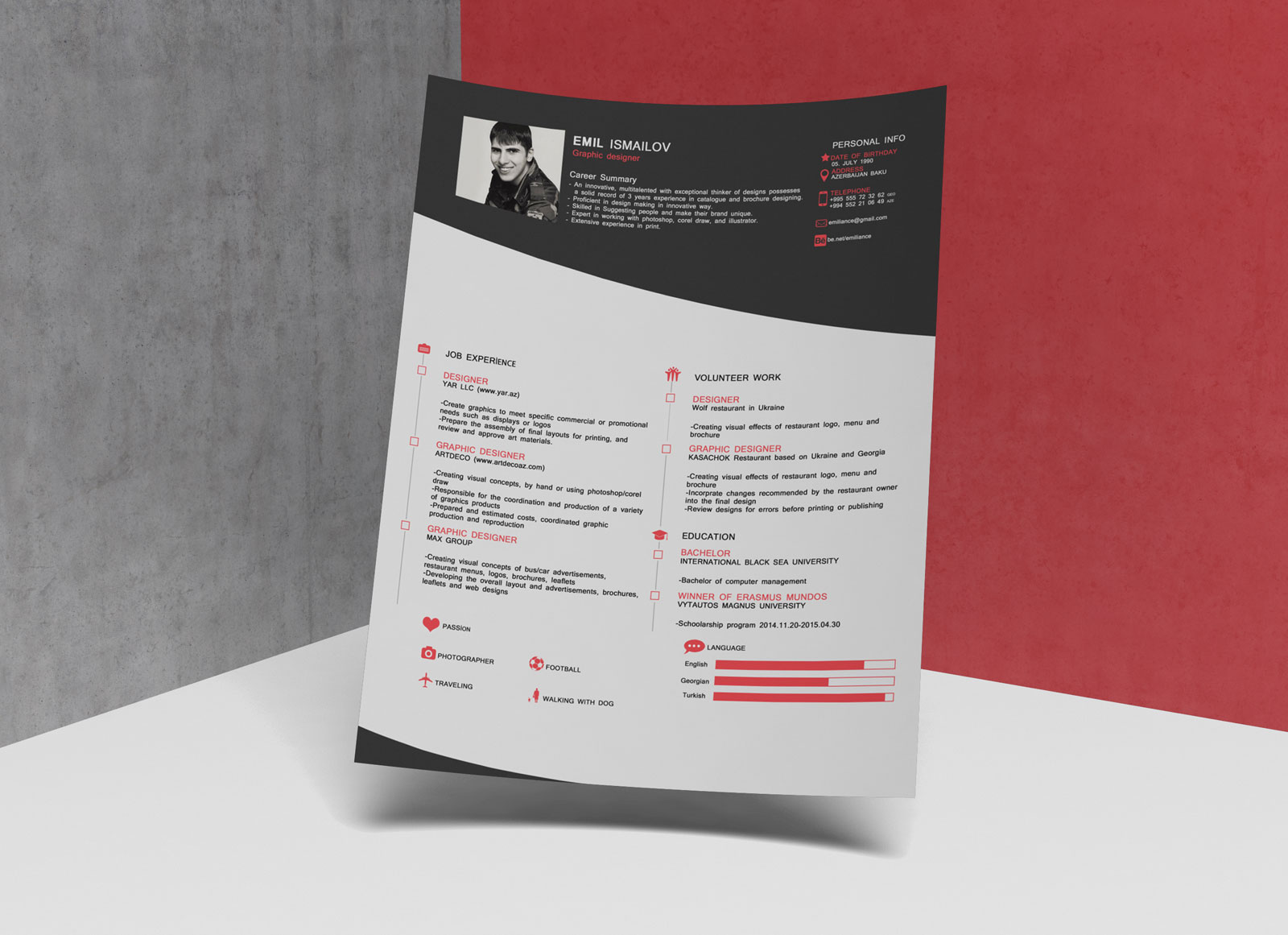 Free-Old-Style-CV-Template-in-PSD-Format-2