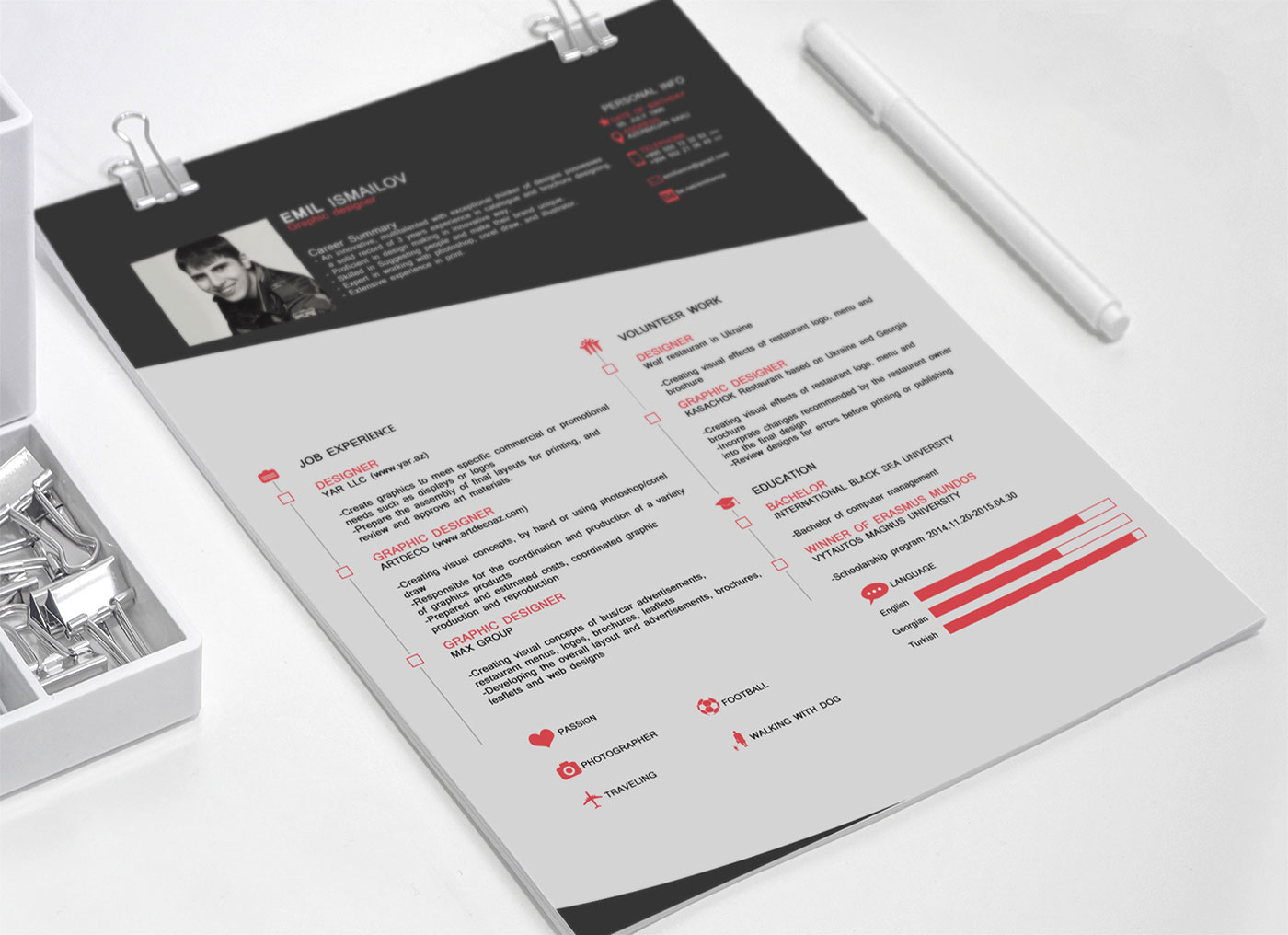 Free-Old-Style-CV-Template-in-PSD-Format-3