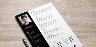 Free-PSD-CV-&-Cover-Letter-Template-Design-for-Web-Designers-Developers