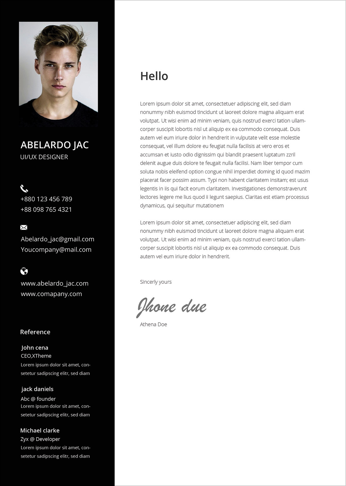 Free-PSD-Cover-Letter-Template-Design-for-Web-Designers