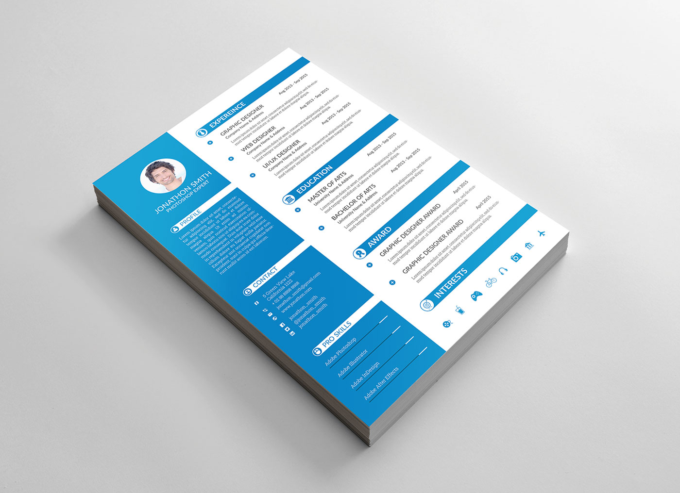 Free-PSD-Resume-CV-&-Cover-Letter-Template-for-UI-and-UX-Designer (2)