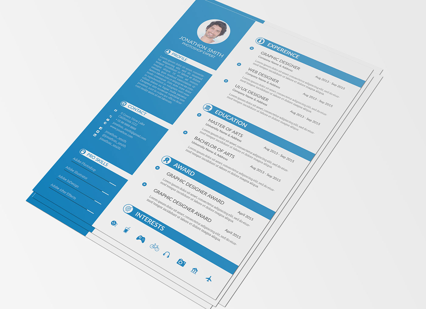 Free-PSD-Resume-CV-&-Cover-Letter-Template-for-UI-and-UX-Designer (4)