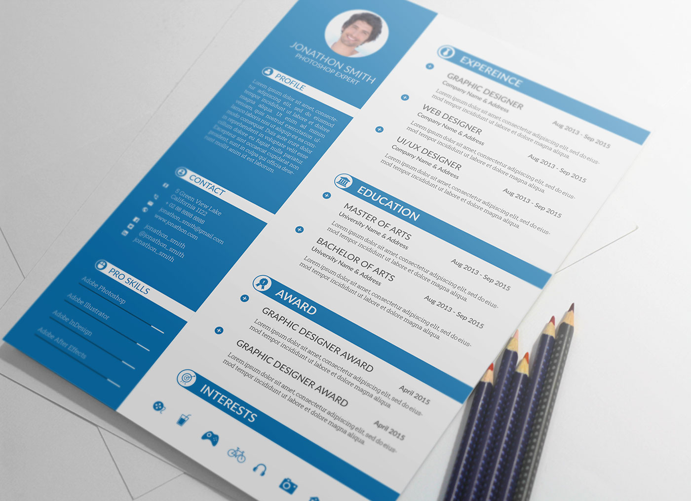 Free-PSD-Resume-CV-&-Cover-Letter-Template-for-UI-and-UX-Designer (5)