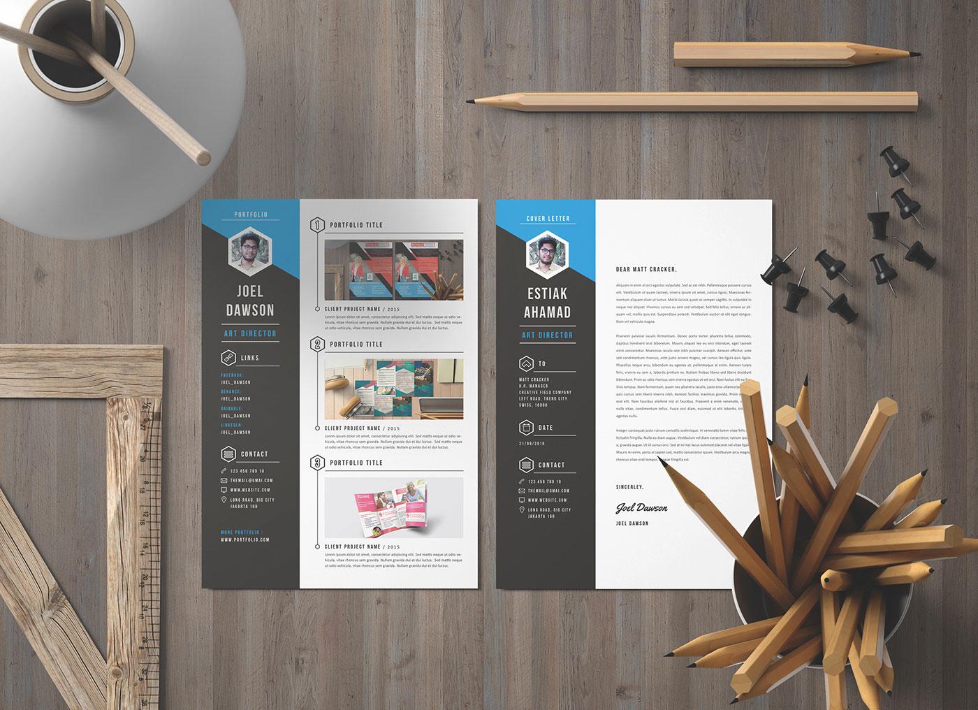 Free-Premium-Resume-CV-Template-Word-PSD-Ai-5