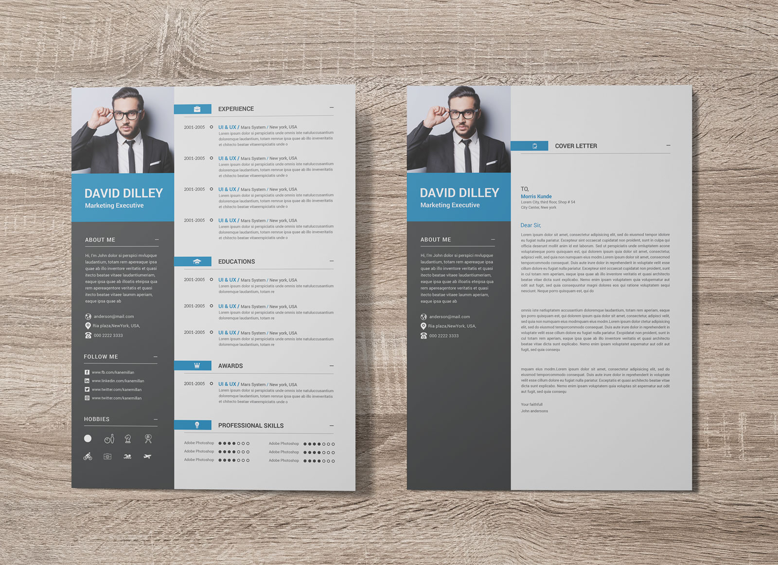 Free-Professional-CV-Template-& Cover-Letter-for-Marketing-Executive (1)