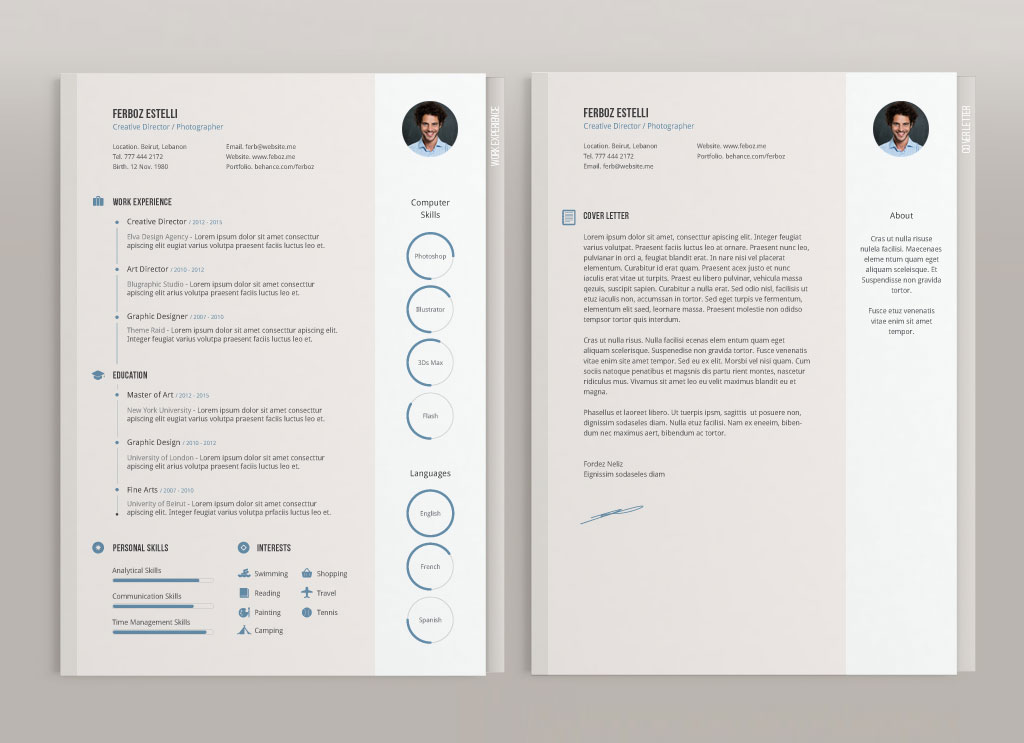 Free-Professional-CV-Template-in-Illustrator-Ai-for-Graphic-&-Web-Designers