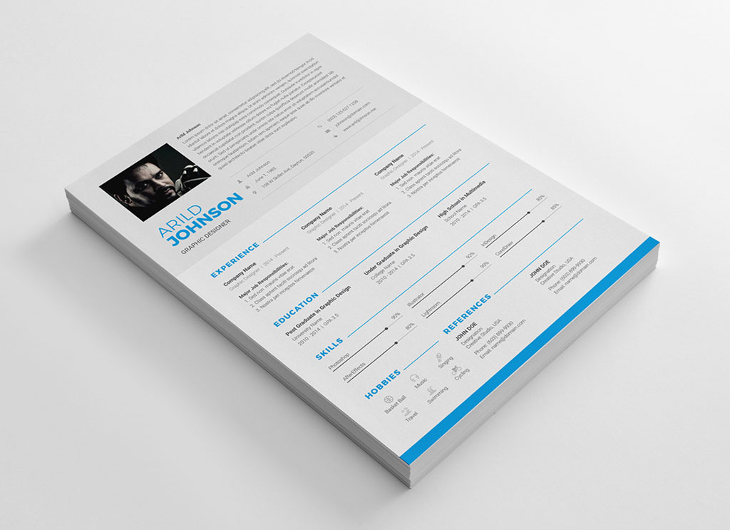 Free-Professional-Resume-Template-for-Managers-&-Directors-3