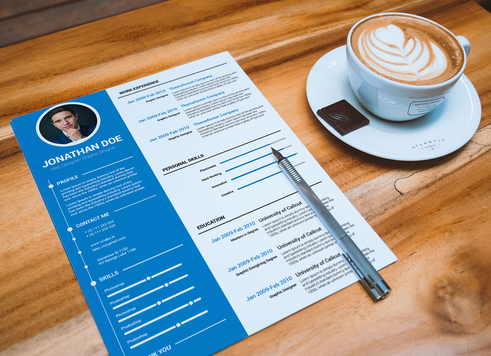 Free-Resume-Template-in-Illustrator-Ai-&-Word-DOCX-Format-2