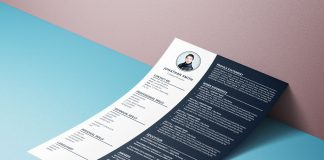 Free Simple to Edit Word Resume CV Template (2)