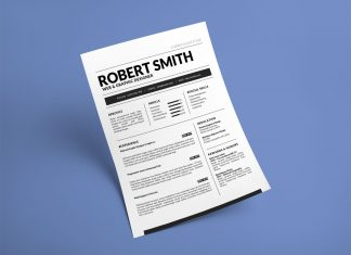 Free-Standard-Resume-Template-in-DOCX-&-DOC-Format