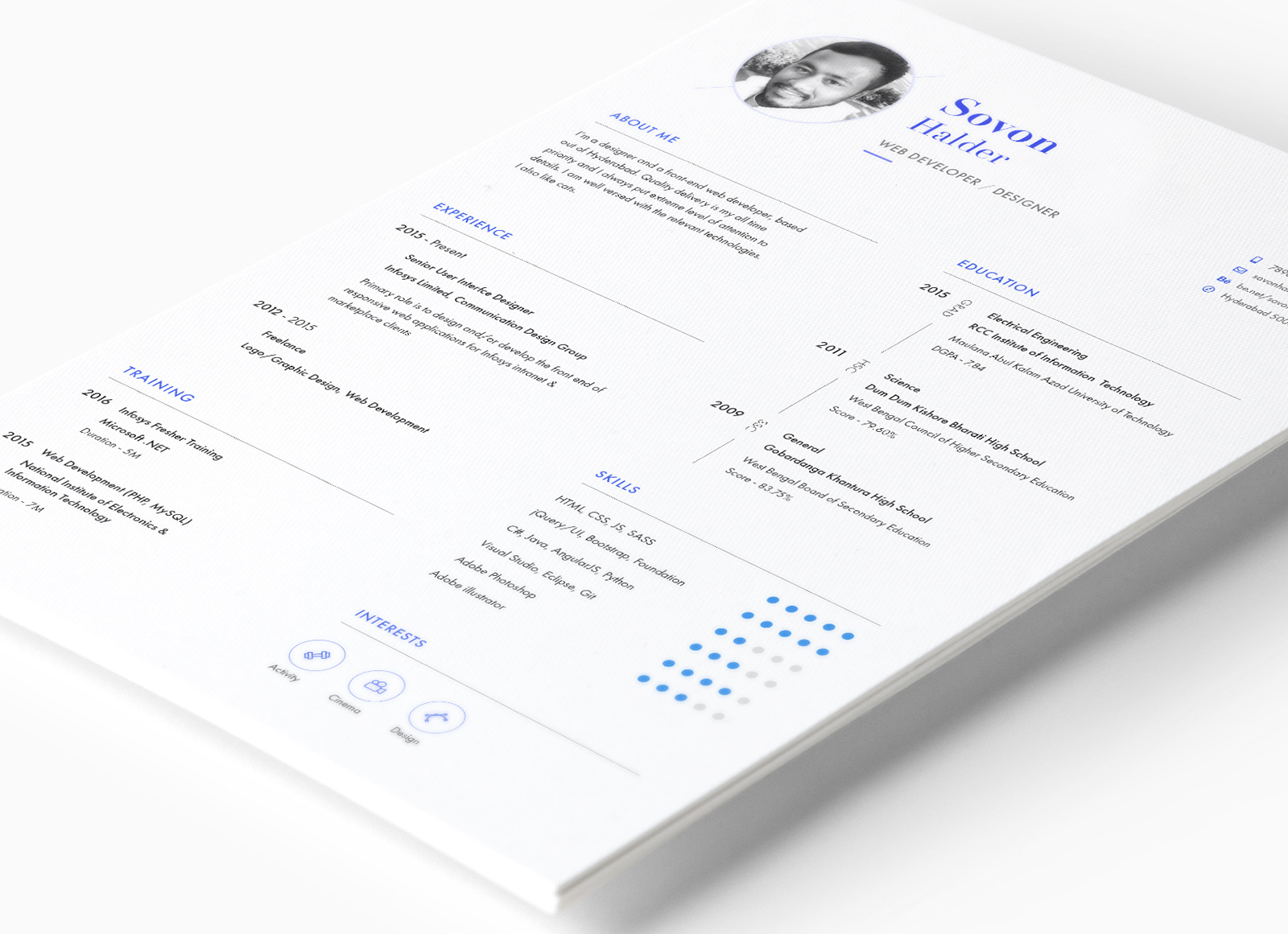 Free-CV-Resume-Template-in-PSD-&-Ai-For-Web-Developer-3