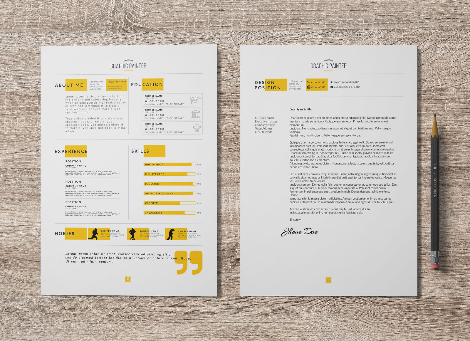 Free-Dark-&-Light-PSD-&-Word-Resume-Template,-Cover-Letter-&-Portfolio-Design (2)