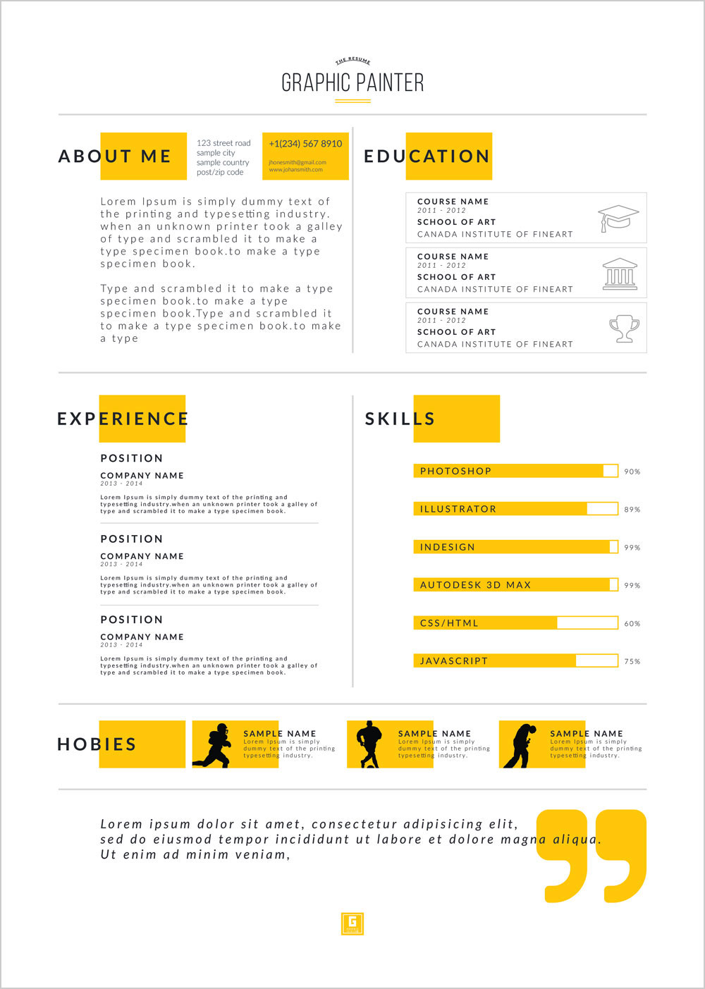 Free-Dark-&-Light-PSD-&-Word-Resume-Template,-Cover-Letter-&-Portfolio-Design (5)