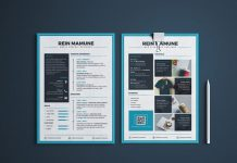 Free-PSD-Resume-Template-Cover Letter & Portfolio Design-For-Web-&-Graphic-Designer (1)