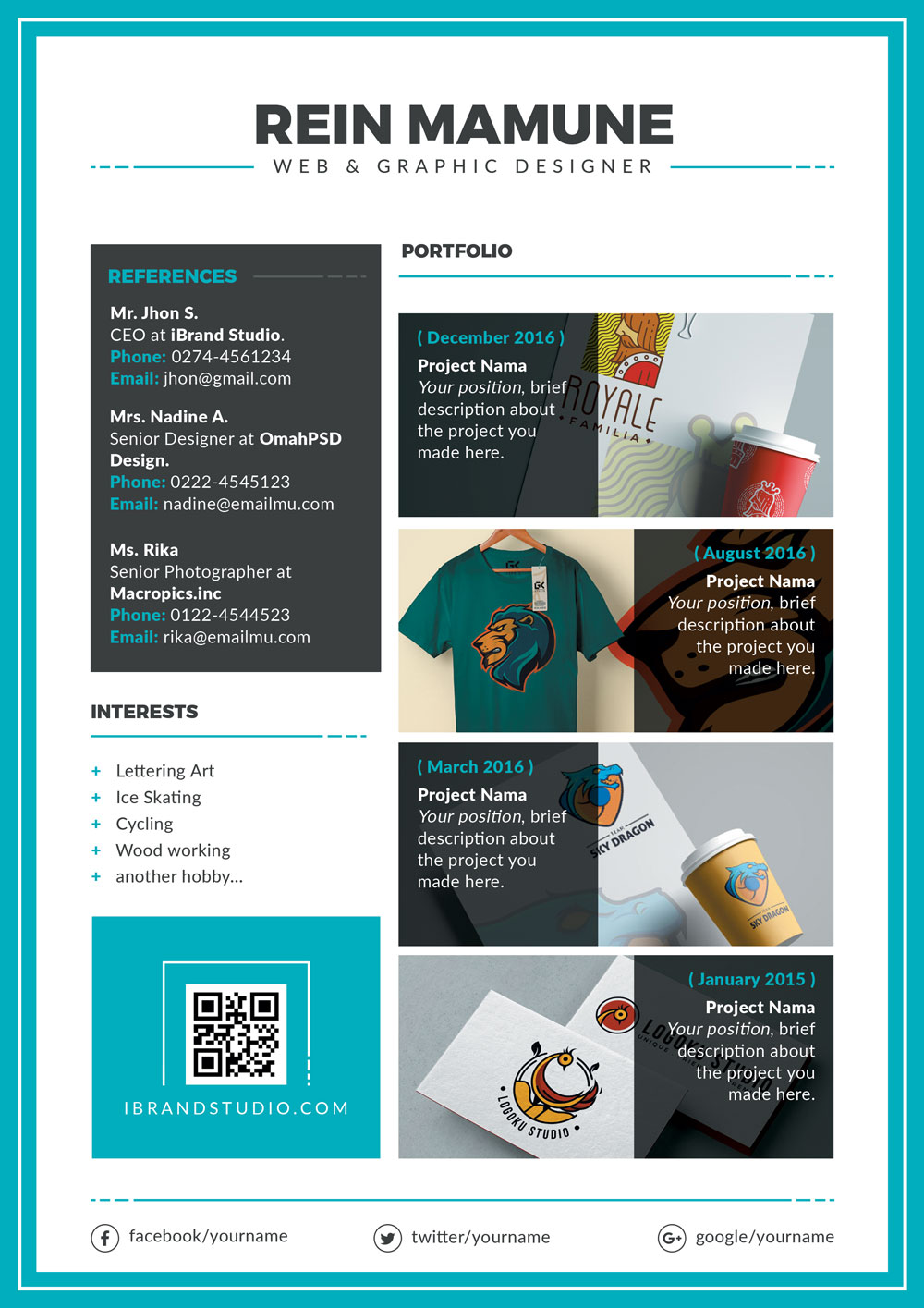 Free-PSD-Resume-Template-Cover Letter & Portfolio Design-For-Web-&-Graphic-Designer (3)
