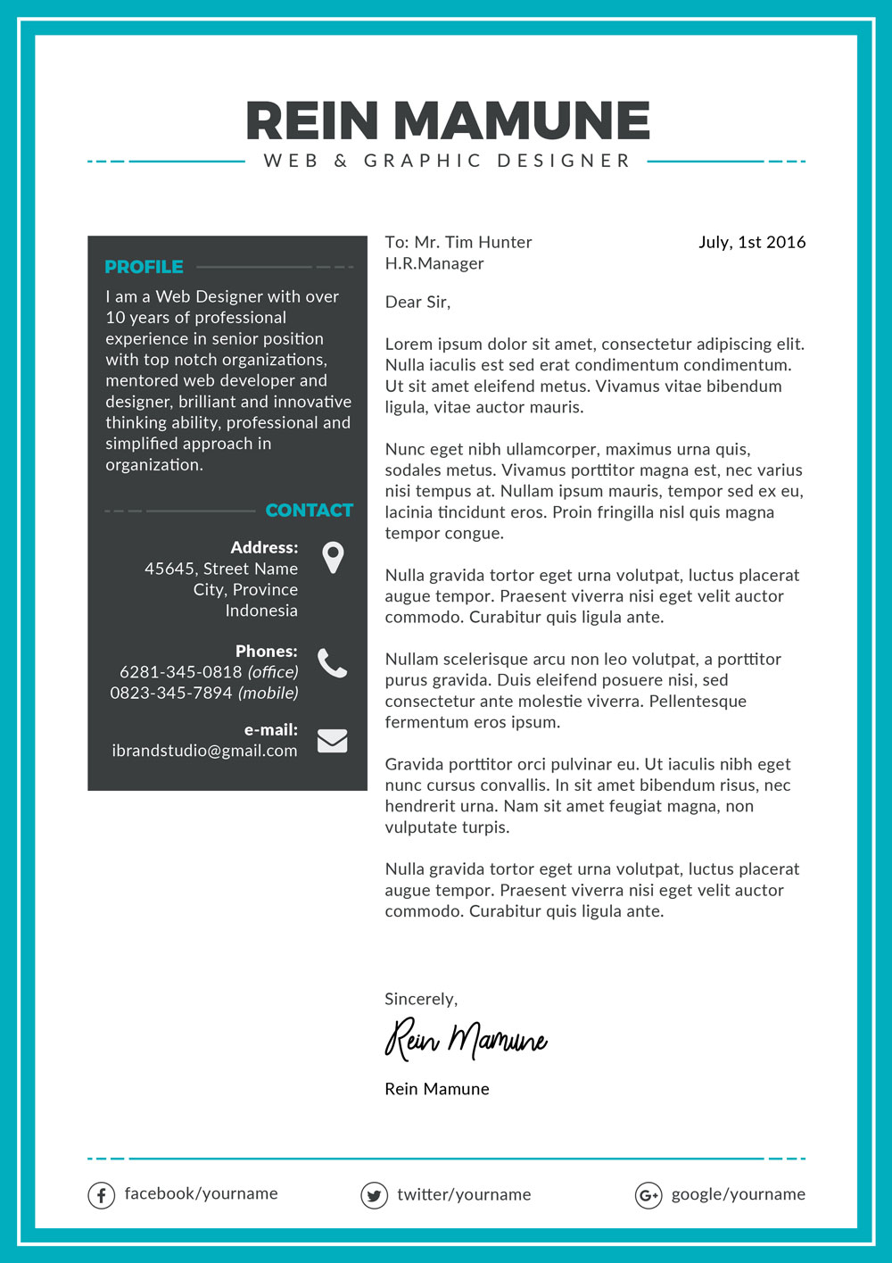 Free-PSD-Resume-Template-Cover Letter & Portfolio Design-For-Web-&-Graphic-Designer (4)