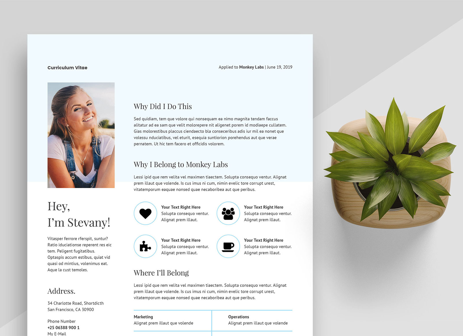 Free-Resume-Template-in-INDD-&-Word-For-Professionals