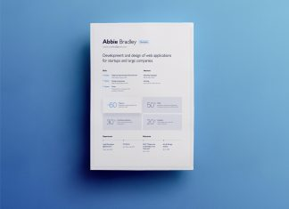 Free-Sketch-&-PSD-Resume-Template-for-Web-&-Software-Developer